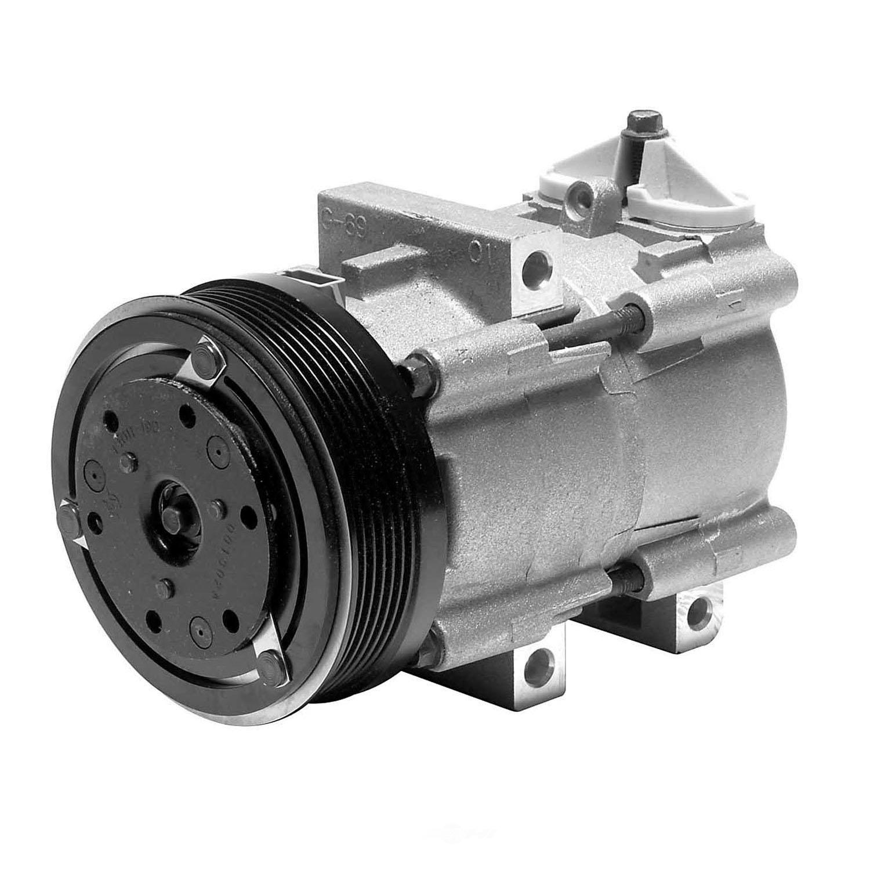 DENSO - New A/c Compressor - NDE 471-8135