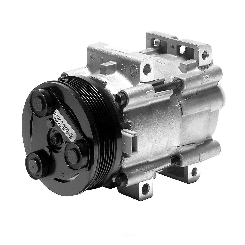 DENSO - New A/c Compressor - NDE 471-8139