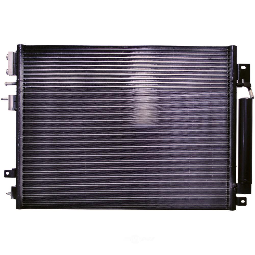 DENSO - A/C Condenser - NDE 477-0805