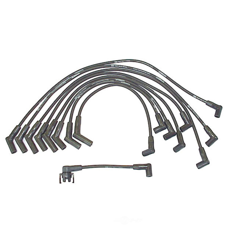 DENSO - 8mm Spark Plug Wire Set - NDE 671-8087