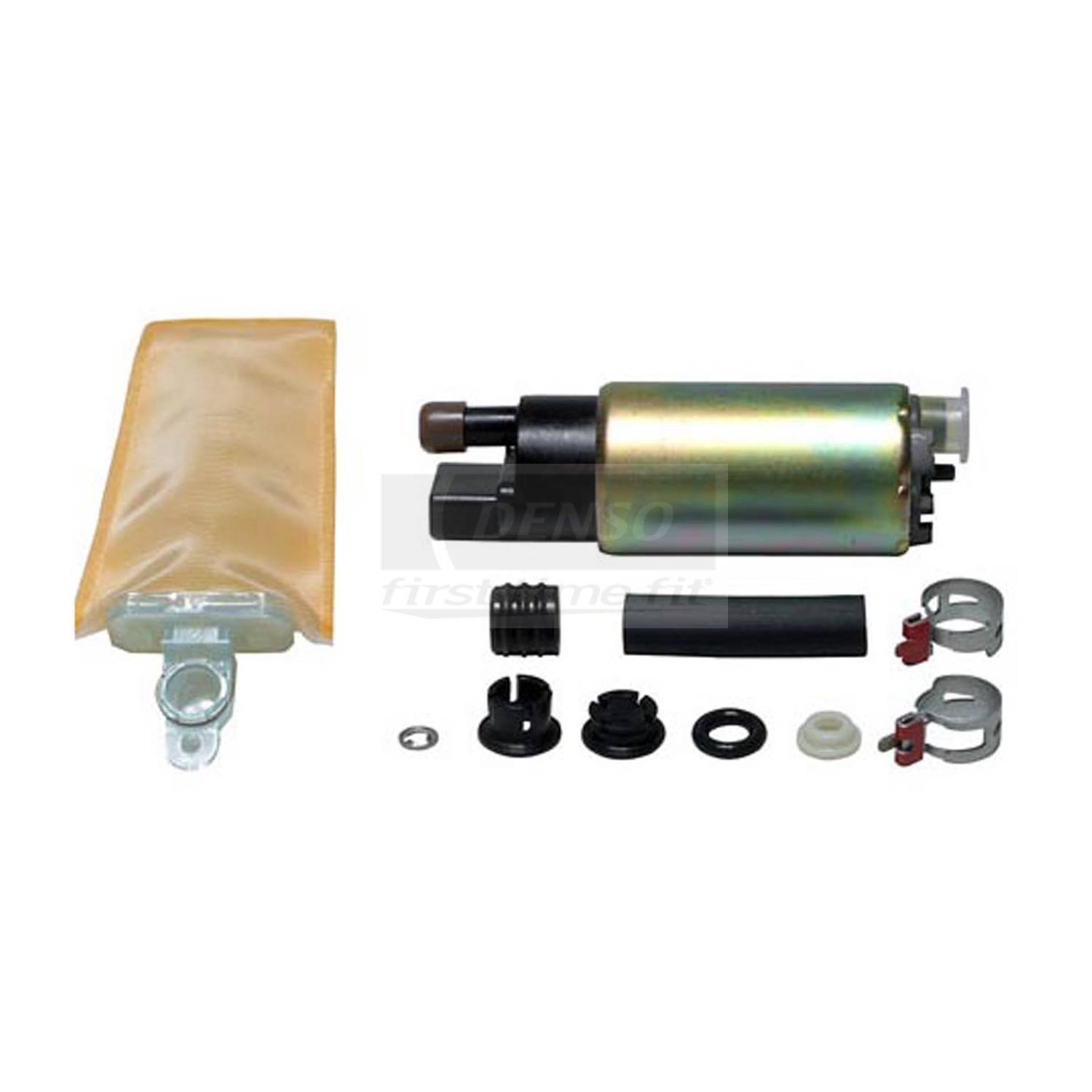 DENSO - Fuel Pump and Strainer Set - NDE 950-0100