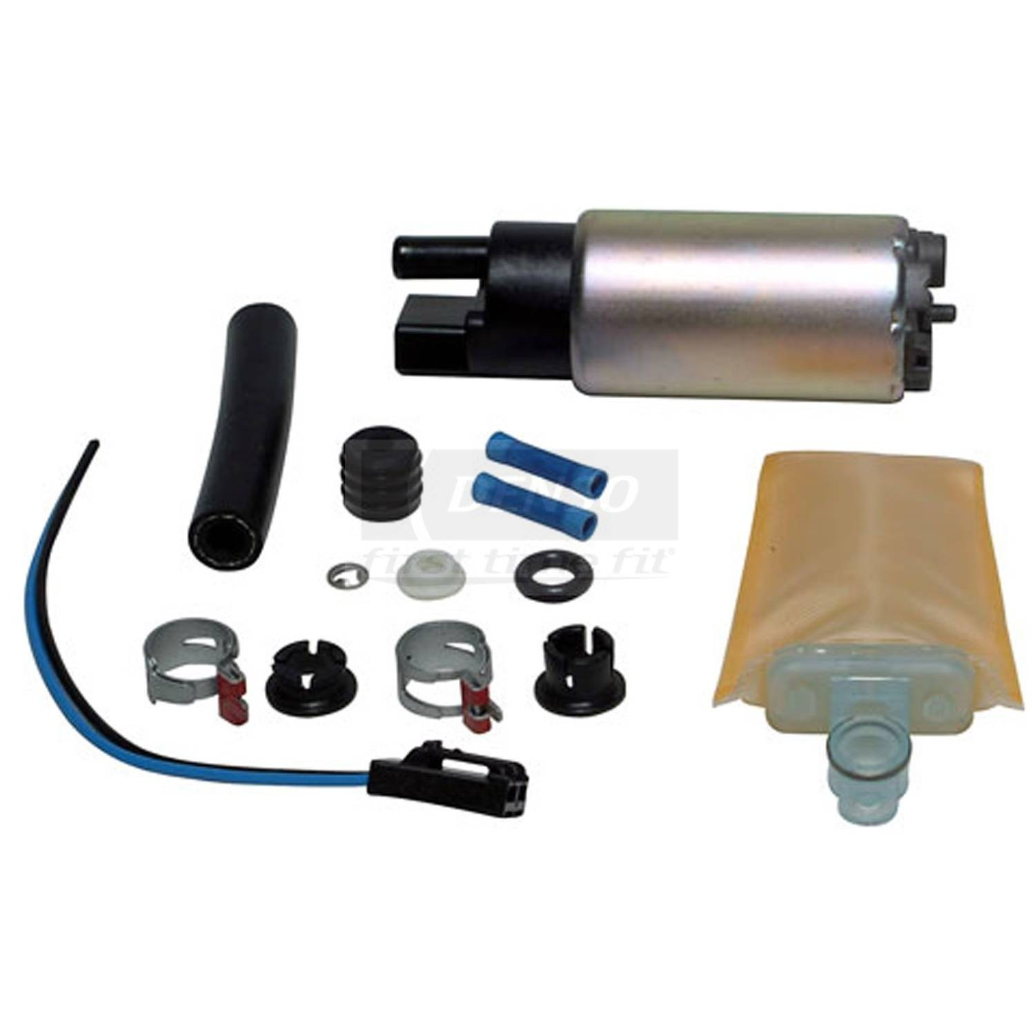 DENSO - Fuel Pump and Strainer Set - NDE 950-0190