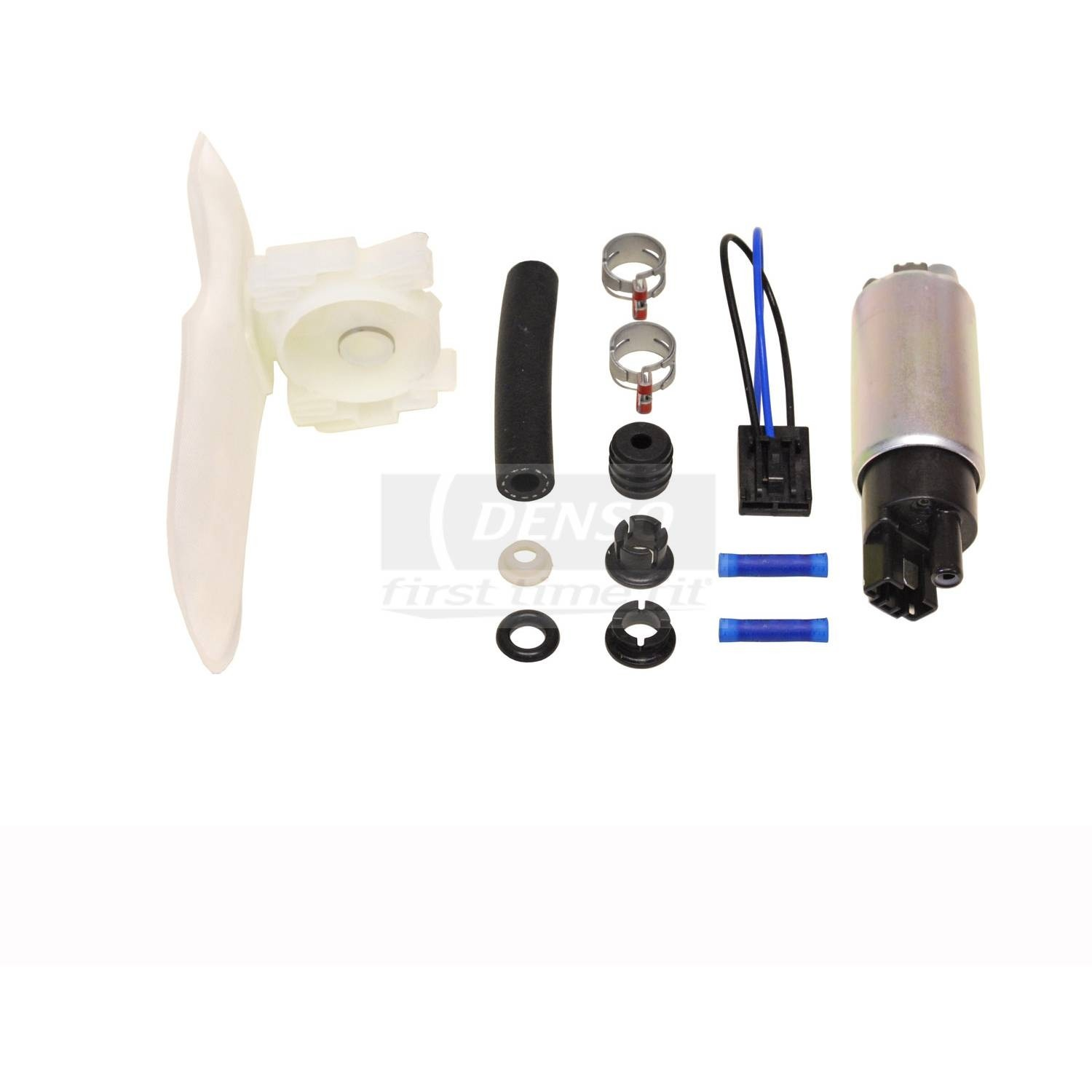 DENSO - Fuel Pump and Strainer Set - NDE 950-0216