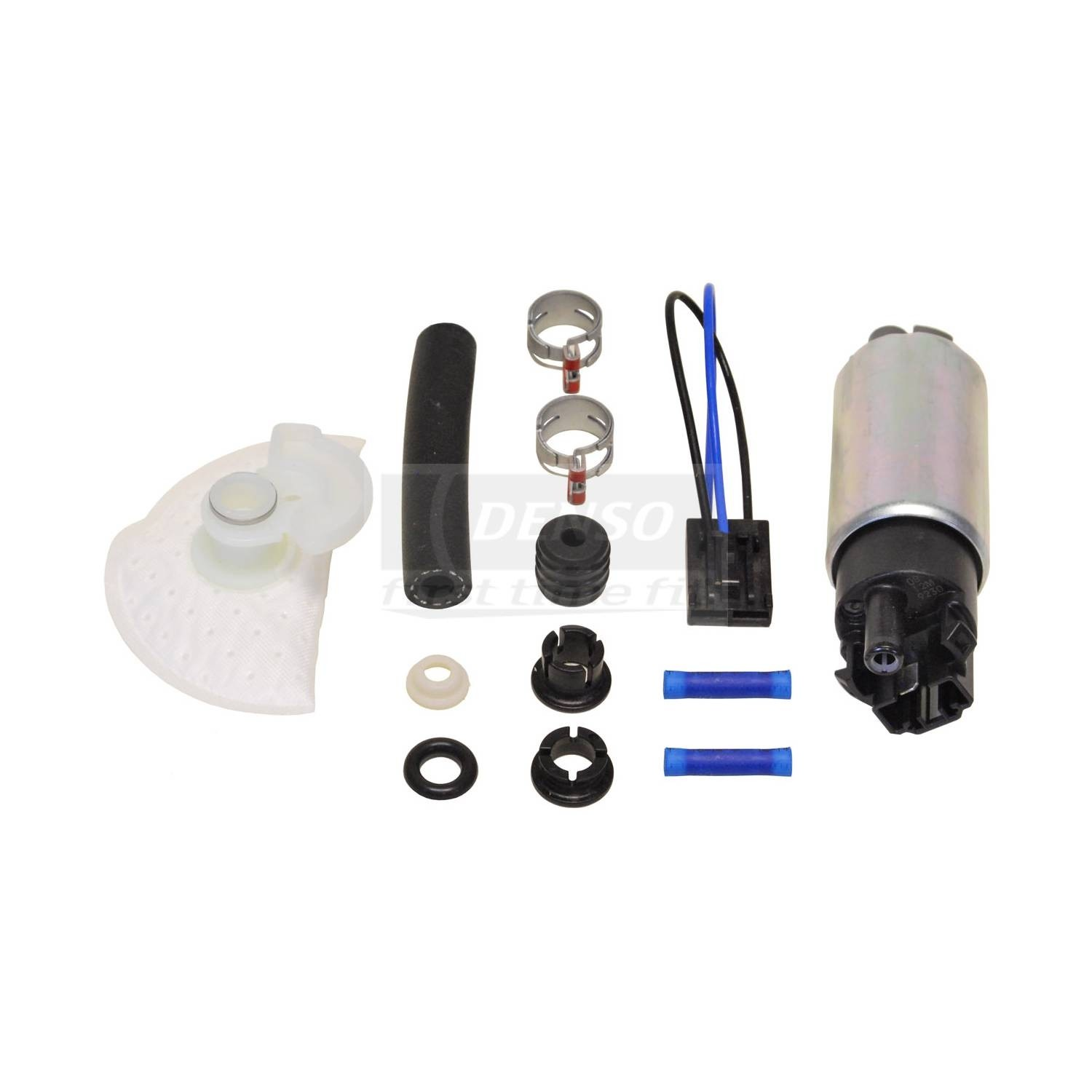 DENSO - Fuel Pump and Strainer Set - NDE 950-0221