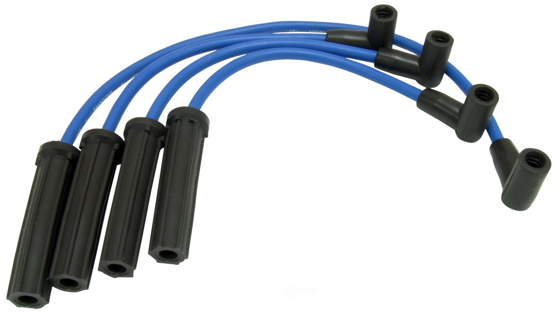 NGK USA STOCK NUMBERS - NGK Spark Plug Wire Set - NGK 51344