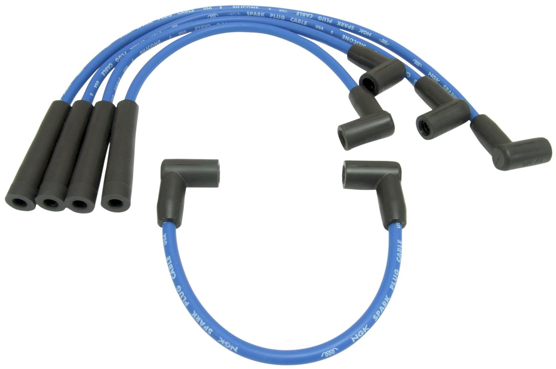 NGK USA STOCK NUMBERS - NGK Spark Plug Wire Set - NGK 51362