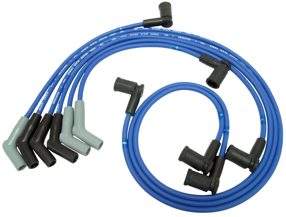 NGK USA STOCK NUMBERS - NGK Spark Plug Wire Set - NGK 52006