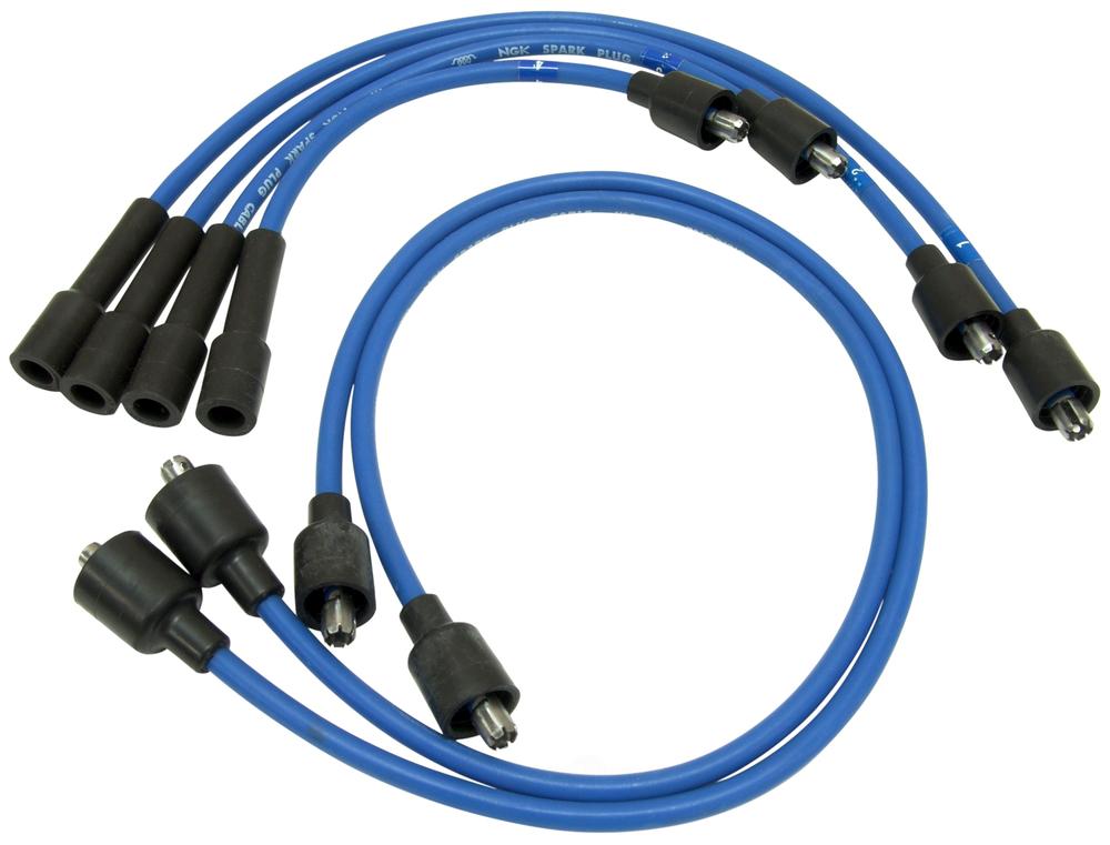 NGK USA STOCK NUMBERS - NGK Spark Plug Wire Set - NGK 53334