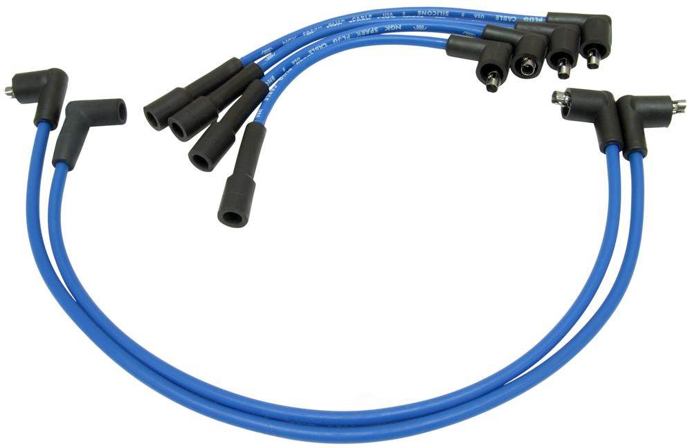 NGK USA STOCK NUMBERS - NGK Spark Plug Wire Set - NGK 54298