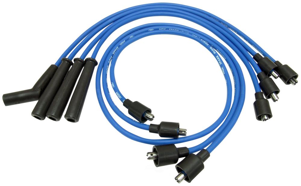 NGK USA STOCK NUMBERS - NGK Spark Plug Wire Set - NGK 54375