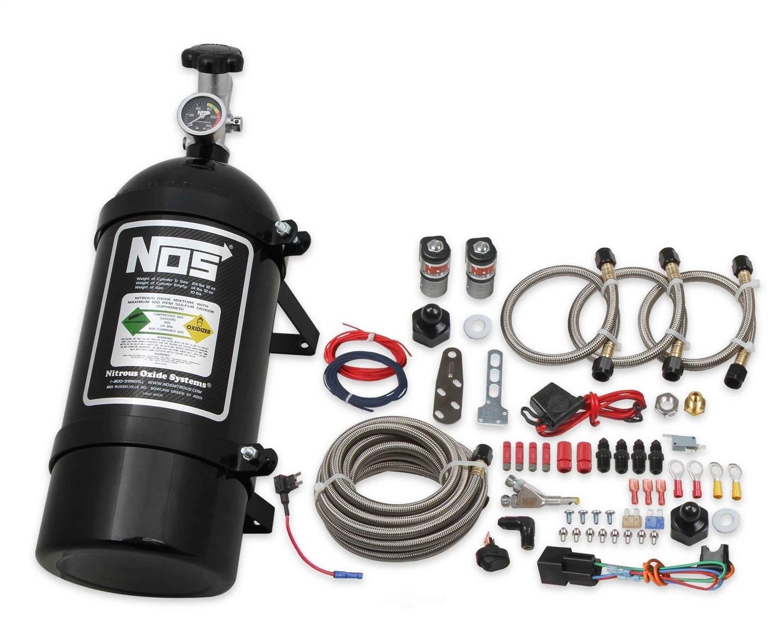 NOS - Single Fogger Wet Nitrous System - NOS 06015BNOS