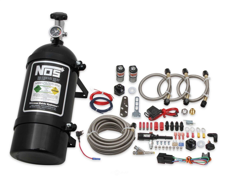 NOS - Single Fogger Wet Nitrous System - NOS 06017BNOS