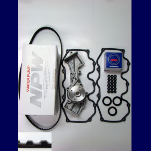 NITOMA - Engine Timing Belt Kit with Water Pump - NTA TBK2001