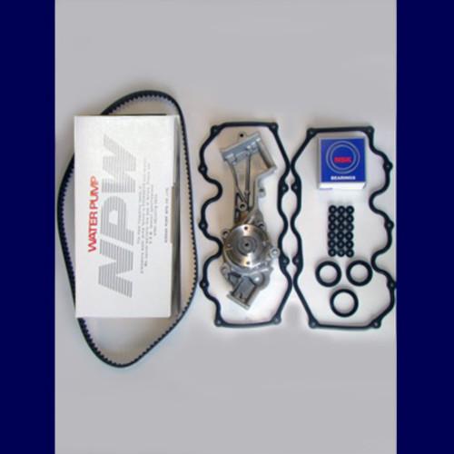 NITOMA - Engine Timing Belt Kit with Water Pump - NTA TBK2004