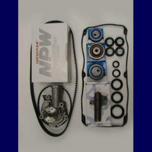 NITOMA - Engine Timing Belt Kit with Water Pump - NTA TBK3001