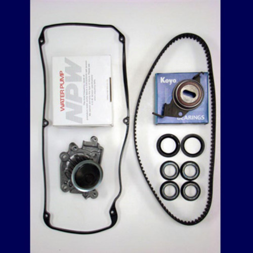NITOMA - Engine Timing Belt Kit with Water Pump - NTA TBK3002