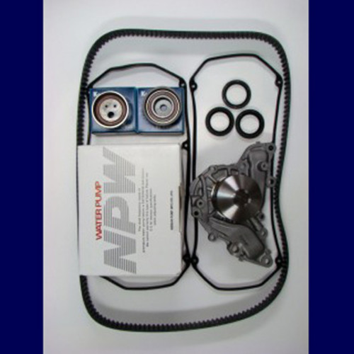 NITOMA - Engine Timing Belt Kit with Water Pump - NTA TBK3003