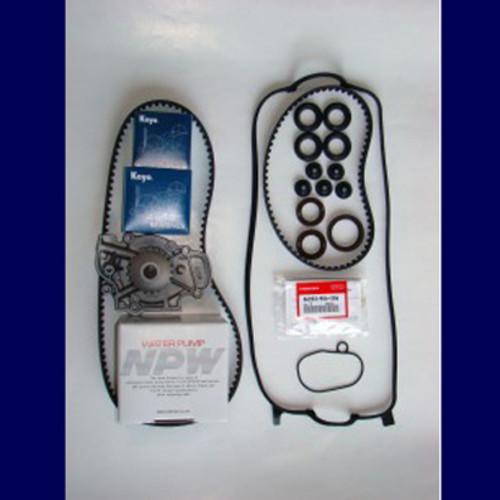 NITOMA - Engine Timing Belt Kit with Water Pump - NTA TBK4002