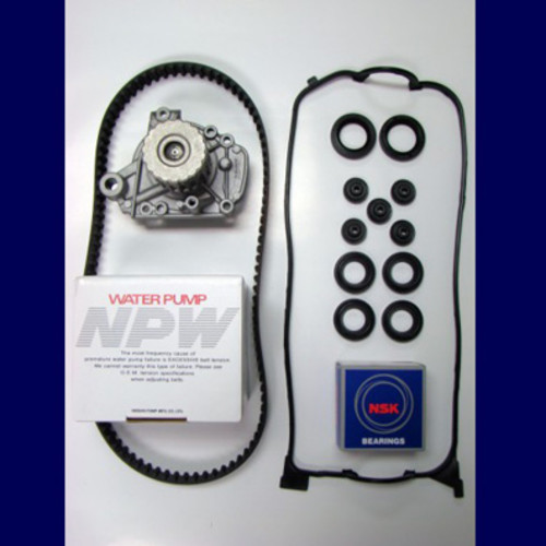 NITOMA - Engine Timing Belt Kit with Water Pump - NTA TBK4007
