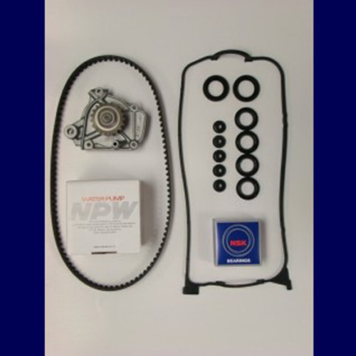 NITOMA - Engine Timing Belt Kit with Water Pump - NTA TBK4011