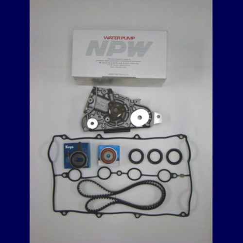 NITOMA - Engine Timing Belt Kit with Water Pump - NTA TBK6006