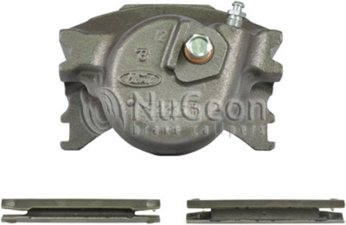 NUGEON - Reman Caliper w/ Installation Hardware (Front Left) - NUG 22-01132L