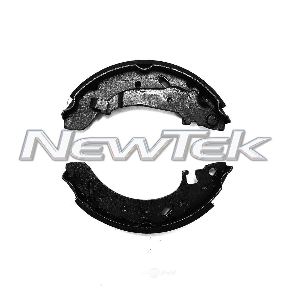 NEWTEK AUTOMOTIVE - Premium New Bonded Brake Shoe - NWT NB716