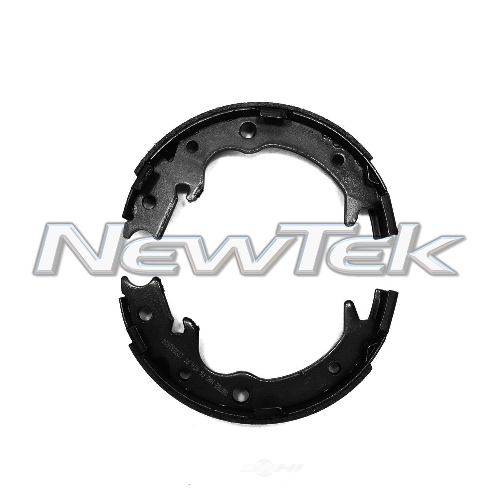 NEWTEK AUTOMOTIVE - Premium New Bonded Parking Brake Shoe - NWT NB782