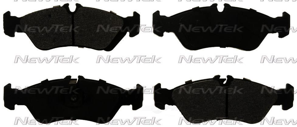 NEWTEK AUTOMOTIVE - Velocity Plus Economy Semi-metallic W/shim Disc Pads - NWT SMD1229