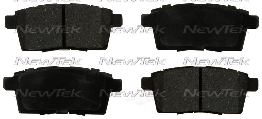 NEWTEK AUTOMOTIVE - Velocity Plus Economy Semi-Metallic w/Shim Disc Pads - NWT SMD1259