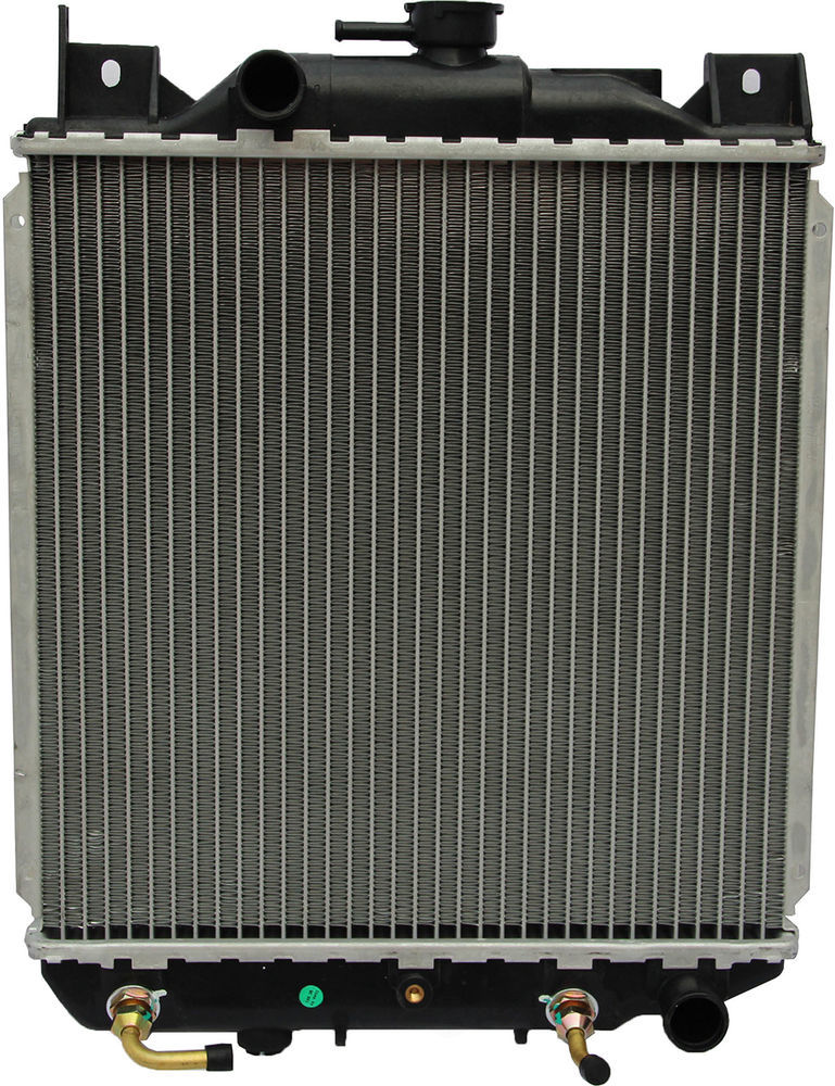 OSC - Radiator - O19 1168