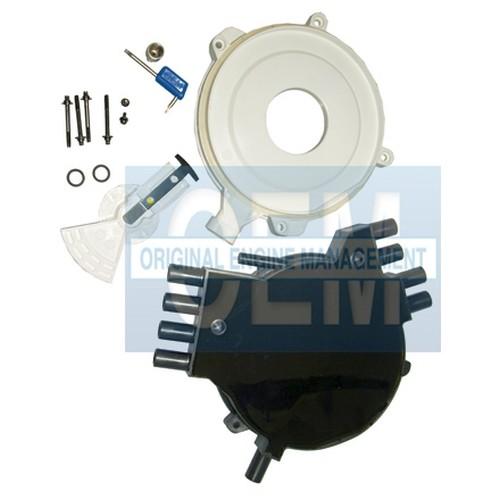 ORIGINAL ENGINE MANAGEMENT - Distributor Cap and Rotor Kit - OEM 40004