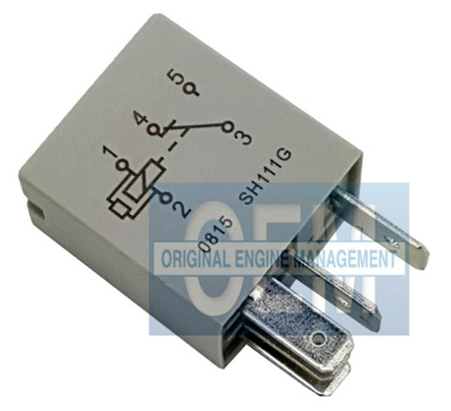 ORIGINAL ENGINE MANAGEMENT - Parking Brake Release Relay - OEM DR1066