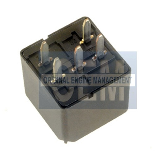 ORIGINAL ENGINE MANAGEMENT - Auxiliary Engine Cooling Fan Relay - OEM DR1069