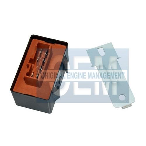 ORIGINAL ENGINE MANAGEMENT - Fuel Injection Injection Pump Relay - OEM JR33