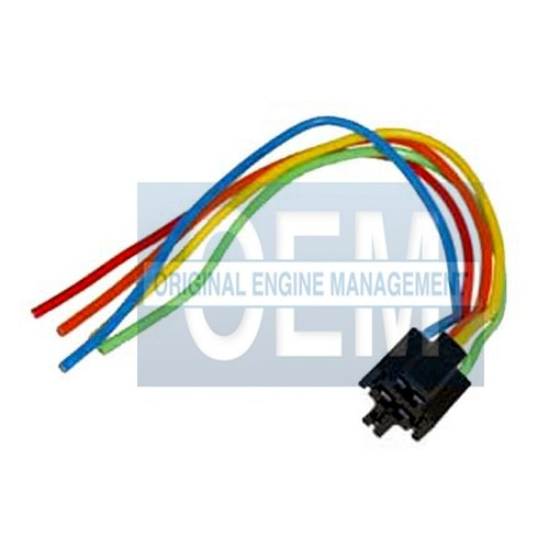 ORIGINAL ENGINE MANAGEMENT - ABS Relay Connector - OEM PS10