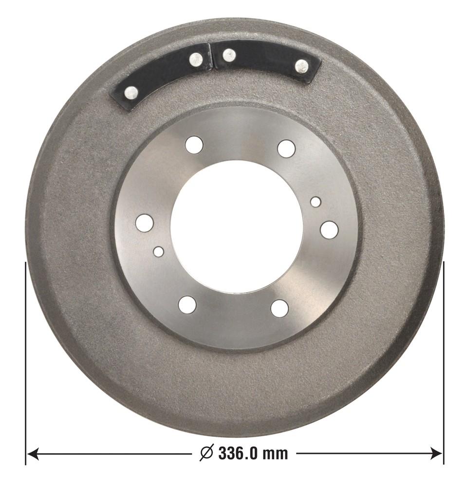 OMNIPARTS - Brake Drum - OM1 13030003
