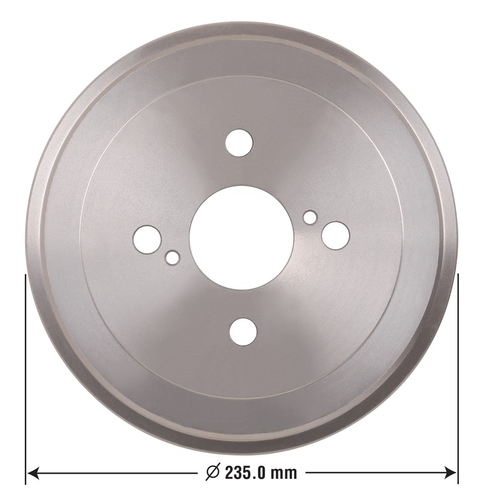 OMNIPARTS - Brake Drum - OM1 13030028