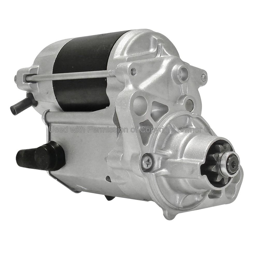 OMNIPARTS - Reman Starter Motor - OM1 28020093