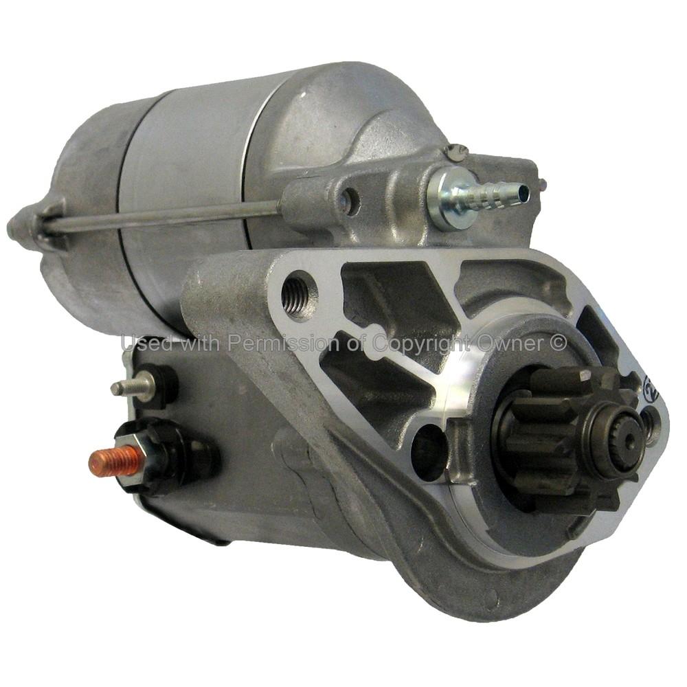 OMNIPARTS - Reman Starter Motor - OM1 28026109