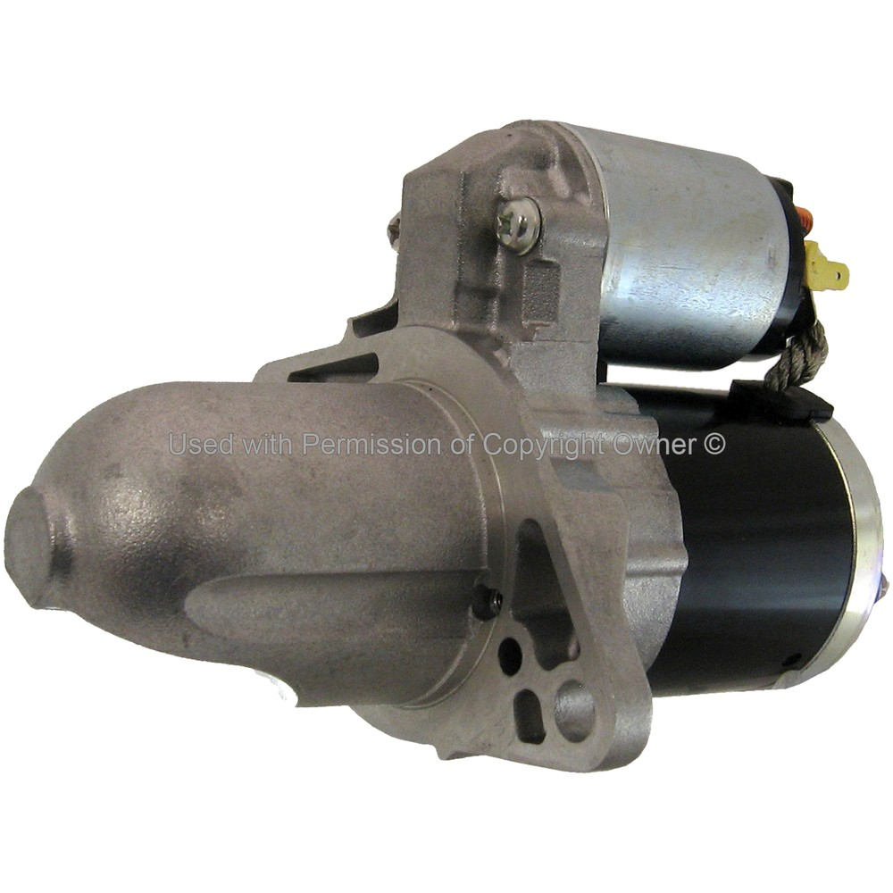 OMNIPARTS - Reman Starter Motor - OM1 28020404
