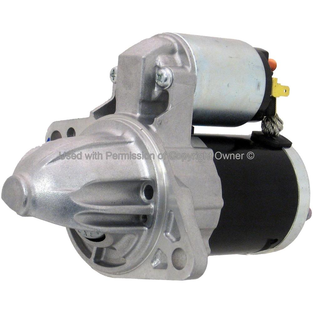 OMNIPARTS - Reman Starter Motor - OM1 28020405