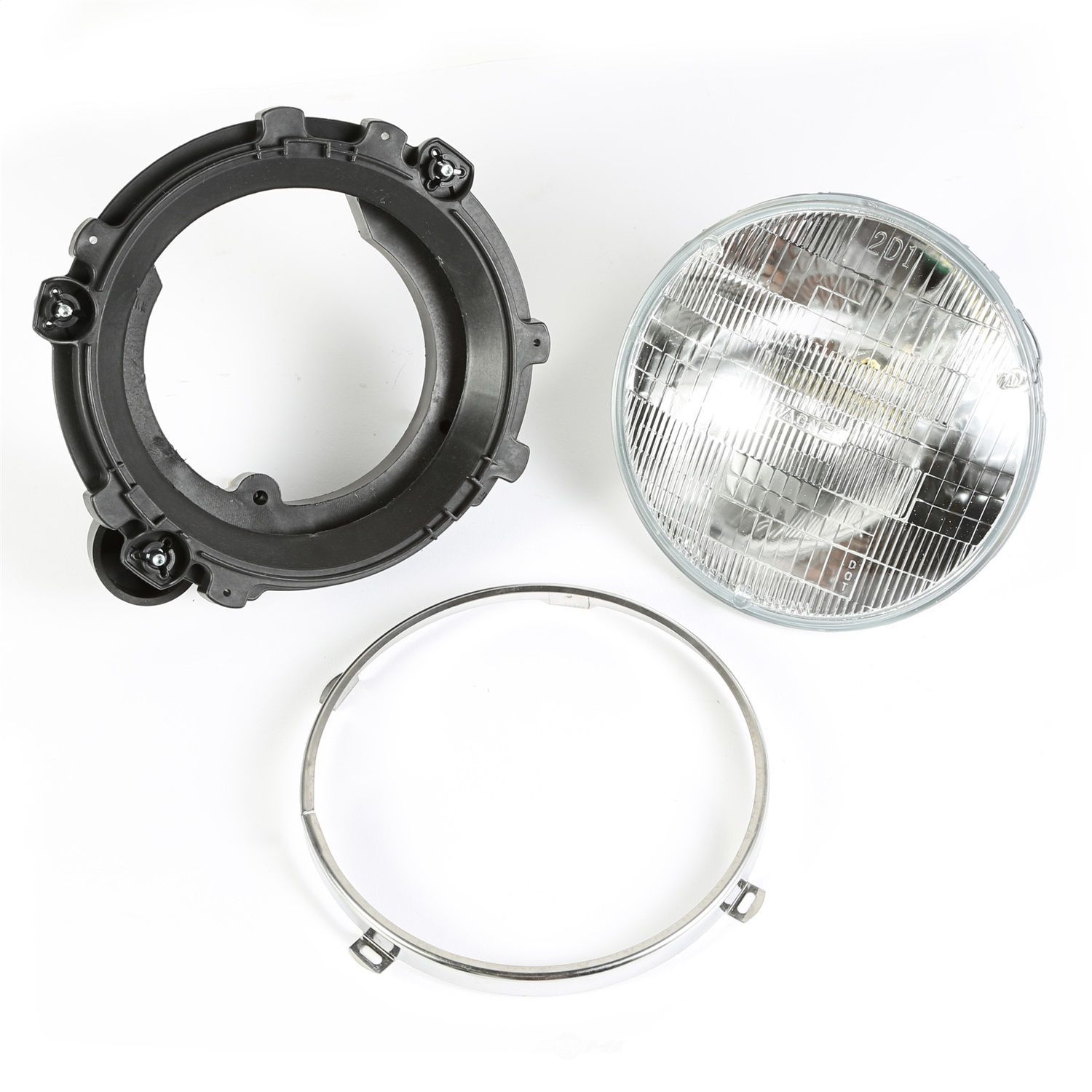 OMIX - Headlight Assembly - OMX 12402.03
