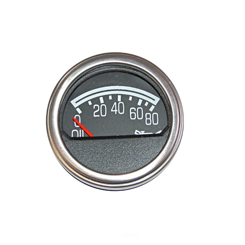 OMIX - Engine Oil Pressure Gauge - OMX 17215.04