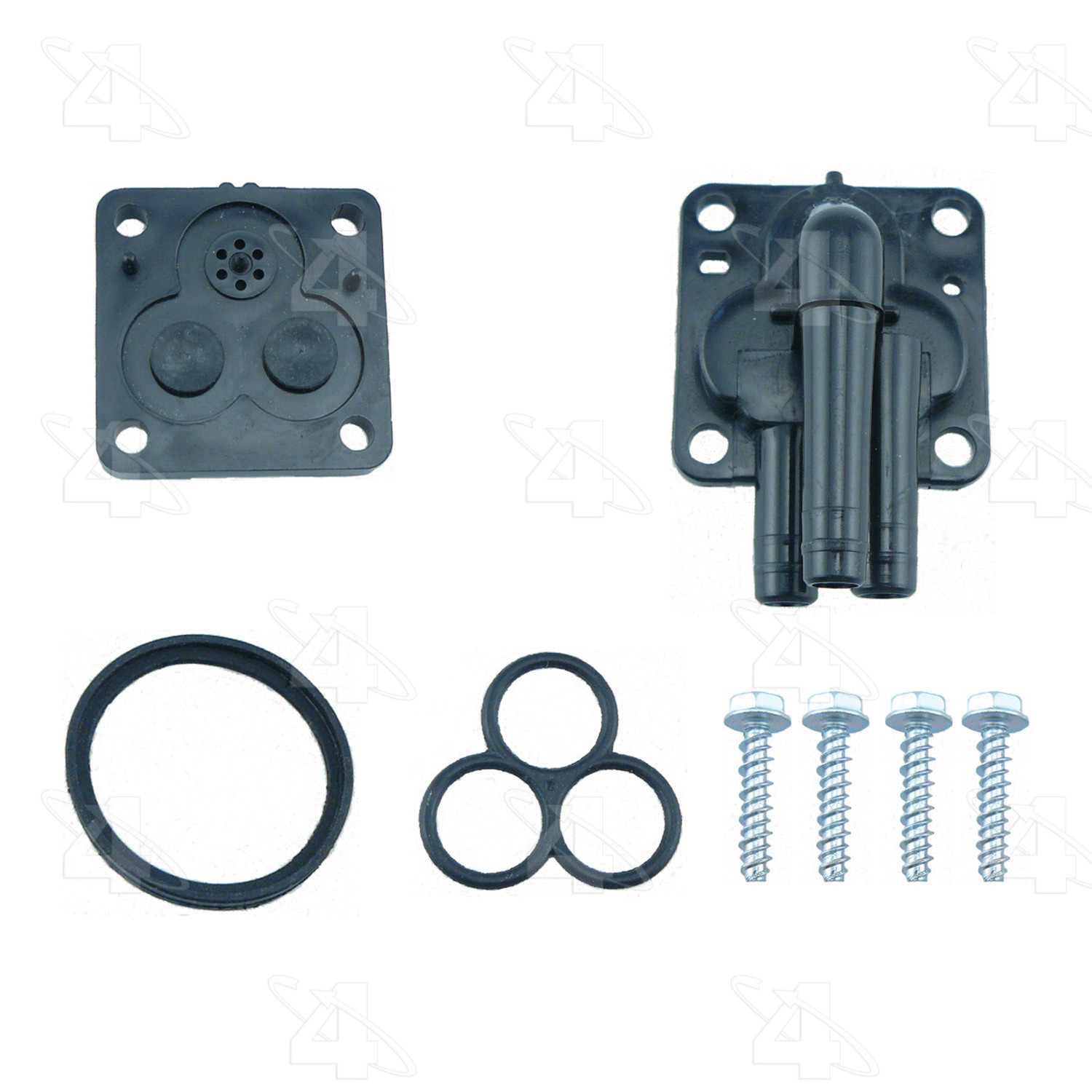 PARTS MASTER/ACI - Washer Pump Kit (Front) - P67 172359