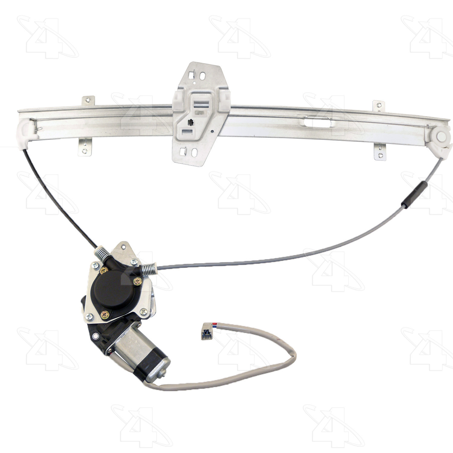 PARTS MASTER/ACI - Window Assembly (Front Right) - P67 88199