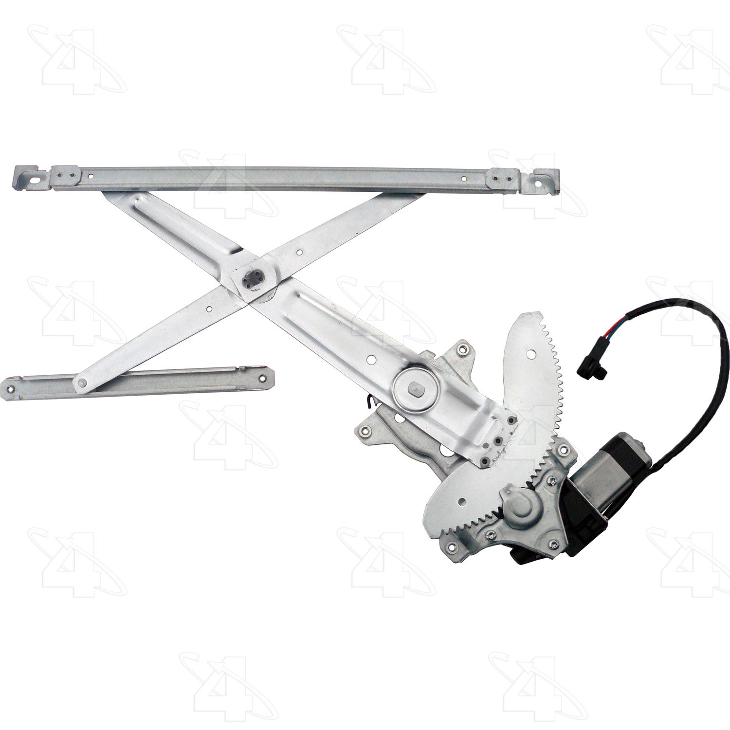 PARTS MASTER/ACI - Window Assembly (Front Right) - P67 88335