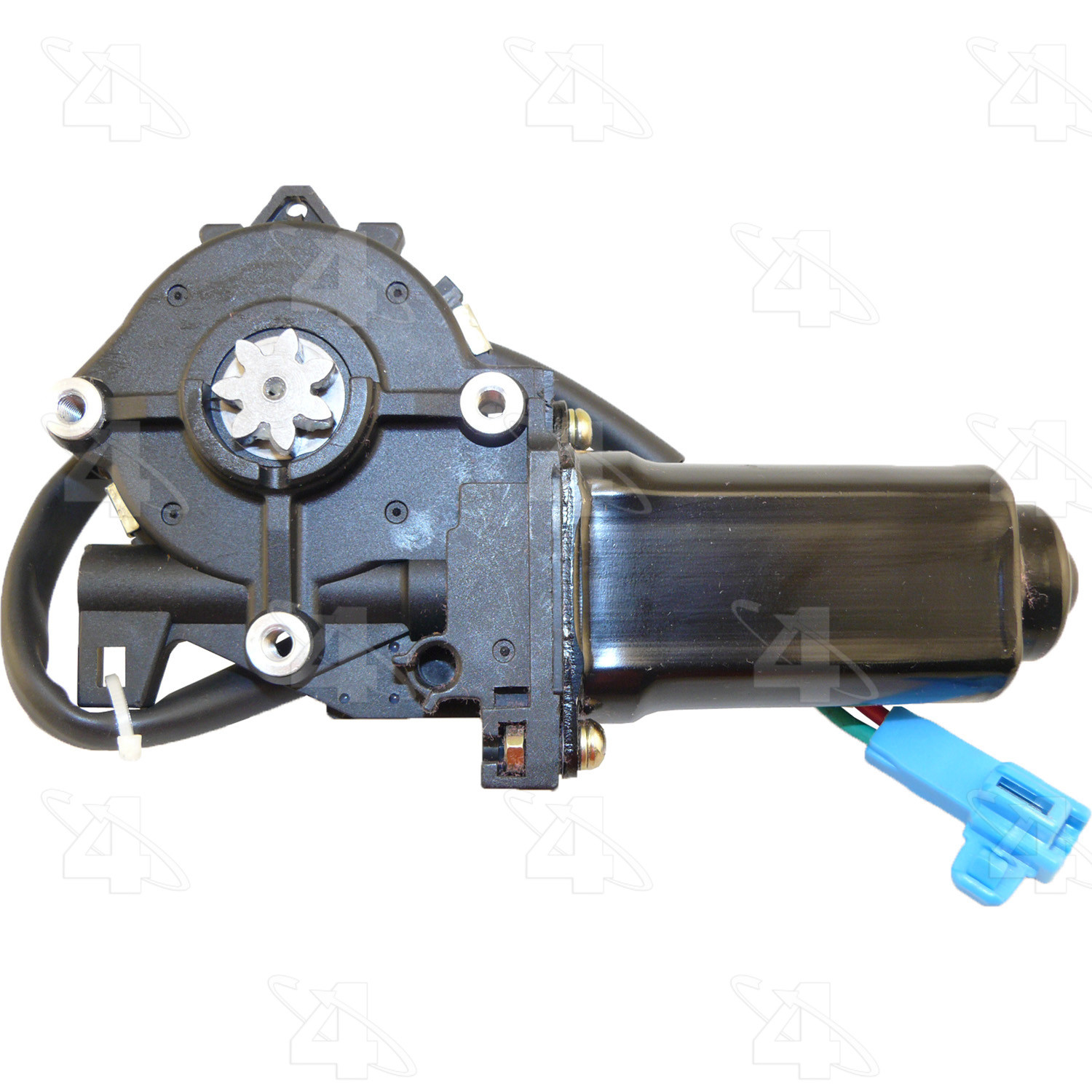 PARTS MASTER/ACI - Power Window Motor (Front Right) - P67 88367
