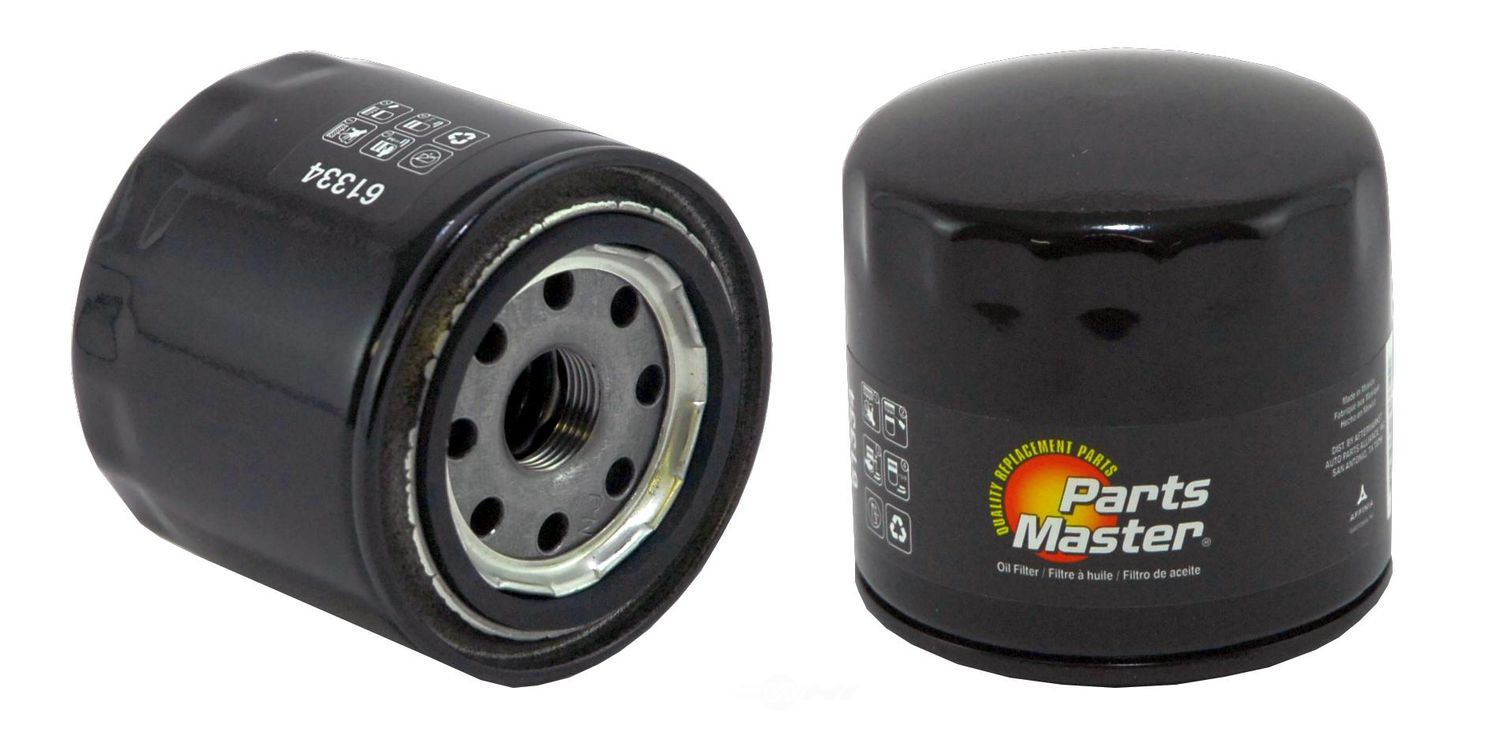 PARTS MASTER/WIX - Engine Oil Filter - P91 61334
