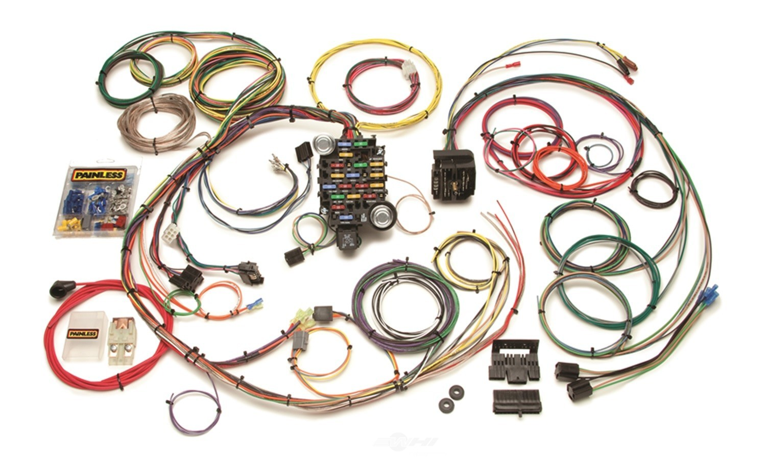 PAINLESS WIRING - 24 Circuit Classic-Plus Customizable Chassis Harness - PAI 20101